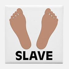 Slave Tile Coaster