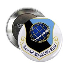 "92nd Air Refueling Wing 2.25"" Button"