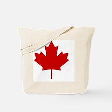 cafepressMapleLeaf Tote Bag
