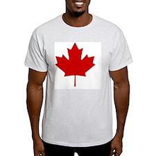 cafepressMapleLeaf T-Shirt