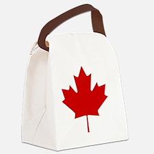 cafepressMapleLeaf Canvas Lunch Bag