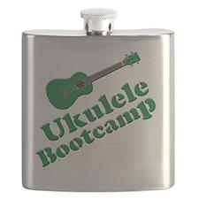 Funny Ukulele Flask
