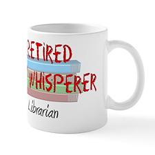 Retired BOOK Whisperer Mug
