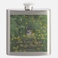 rat_terrier_flowers Flask