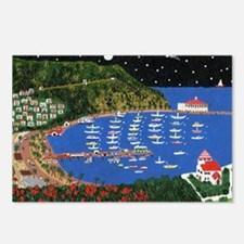 Across the Sea Postcards (Package of 8)