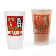 festivusmiracle Drinking Glass