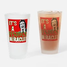 festivusmiracle Drinking Glass
