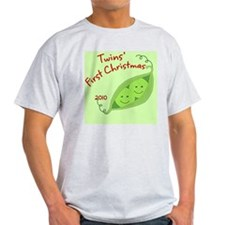 Twins1stChristmas2010 T-Shirt