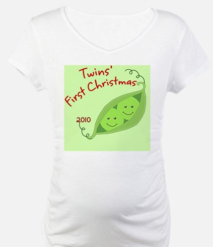 Twins1stChristmas2010 Shirt