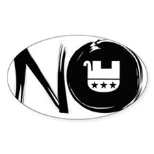 partyofNO Decal