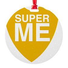 super_me_integ_wcoa_4blk Ornament