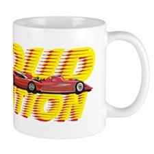 evolution cars dark Mug