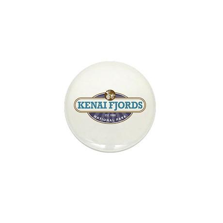 Kenai Fjords National Park Mini Button (10 pack)