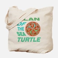 Clan of the Sea Turtle Tote Bag