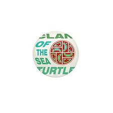 Clan of the Sea Turtle Mini Button
