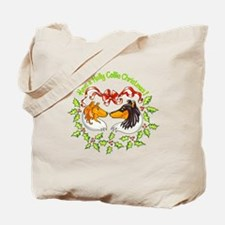 holly-collie.gif Tote Bag