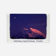 denali Rectangle Magnet