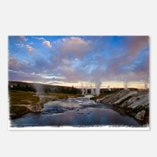Yellowstone1 Postcards (Package of 8)
