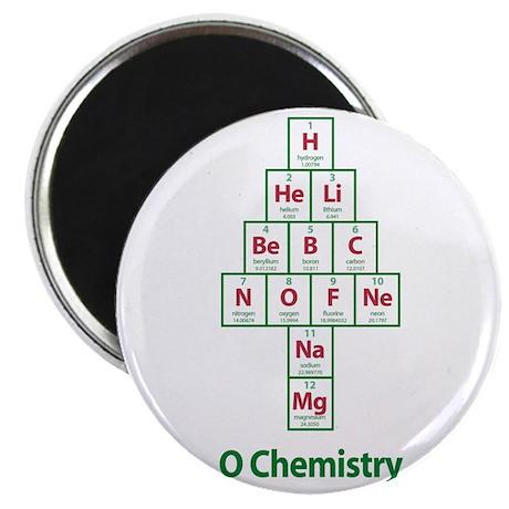 ValueTshirt_Ochemistry_FRONT Magnet