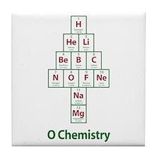ValueTshirt_Ochemistry_FRONT Tile Coaster