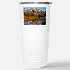 Tetons2 Stainless Steel Travel Mug