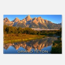 Tetons2 Postcards (Package of 8)