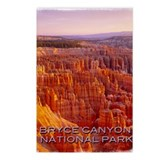 Bryce canyon national park Postcards