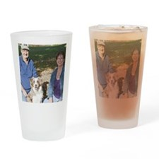 gingerFamily Drinking Glass
