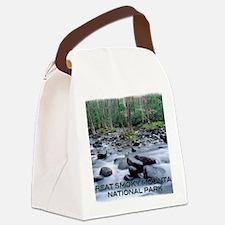 SMOKIES1 Canvas Lunch Bag