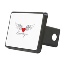 Angel Wings Camryn Hitch Cover