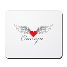 Angel Wings Camryn Mousepad