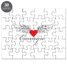 Angel Wings Camryn Puzzle