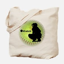 iCatch Fastpitch Softball Tote Bag