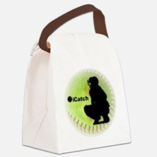 iCatch Fastpitch Softball Canvas Lunch Bag
