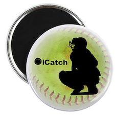iCatch Fastpitch Softball Magnet