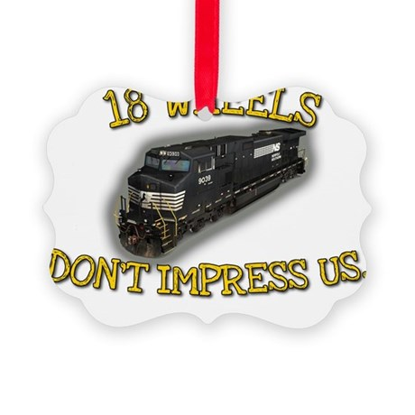 ns-back-light Picture Ornament