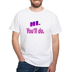 The Mr. V 115 Shop Shirt