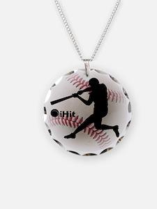 iHit Baseball Necklace