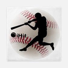 iHit Baseball Queen Duvet