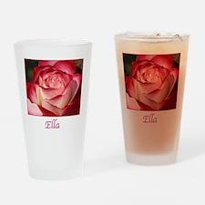 EllaRose Drinking Glass