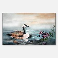 Geese_mum14x10_print Decal