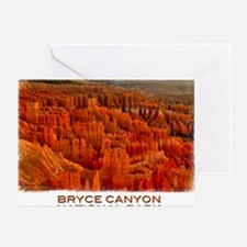 Bryce2 Greeting Card