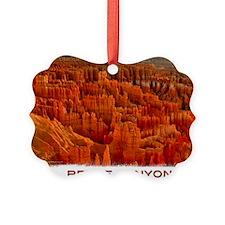 Bryce2 Picture Ornament
