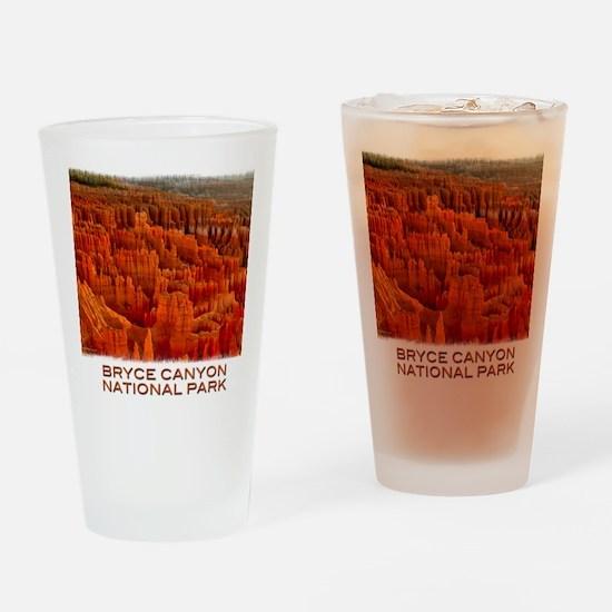 Bryce2 Drinking Glass