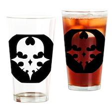 twewy_player_pin Drinking Glass