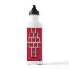 GreetingCard_TableXmas Water Bottle