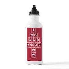 GreetingCard_TwelveEle Water Bottle