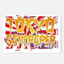 TOKYO SANDPAPER Postcards (Package of 8)