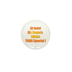 The Mr. V 122 Shop Mini Button (100 pack)