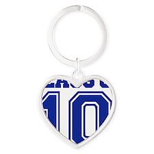 class_of_10 Heart Keychain